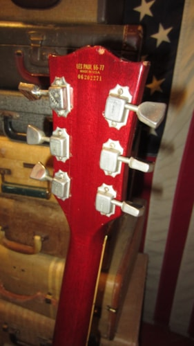 1977 Gibson Les Paul Special  (1955 reissue) Cherry Red