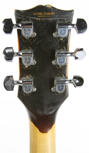 1977 Gibson Les Paul Standard Tobacco Sunburst, Good, Hard, $1,499.00