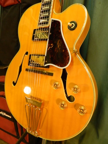 "~1977 Ibanez Model 2464 ""Byrdland Natural"