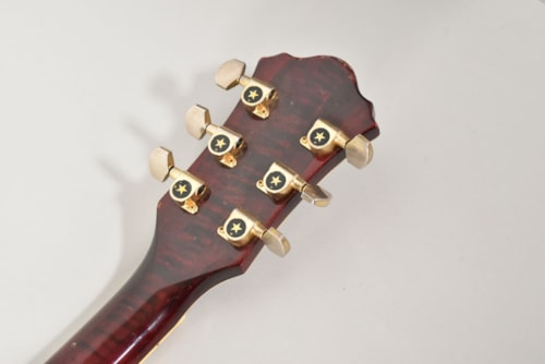 1978 Ibanez PF200 Performer Wine Red Finish Electric Guitar w/HSC