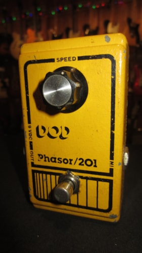 ~1979 DOD Phasor 201 Yellow