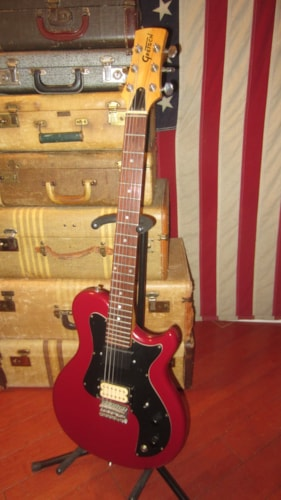 ~1979 Gretsch  Beast Red w/ Dimarzio and Bill Lawrence Pickup
