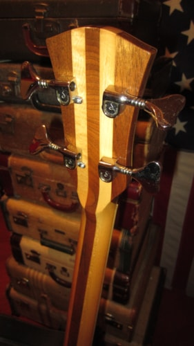 1979 Gretsch Committee Bass Two Tone Brown