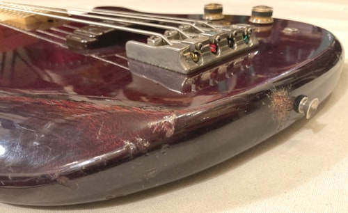 1979 Ibanez Roadster RS800 RS 800 Cherry Wine
