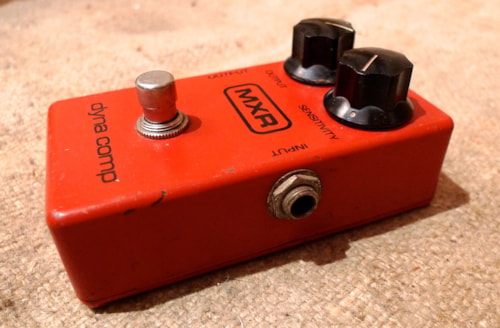 1979 MXR Dyna Comp Very Good, $150.00