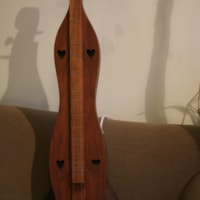 1980 Blue Mountain lap Dulcimer