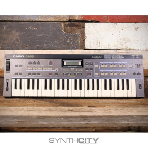 1980's Casio CZ-101 Digital Synth