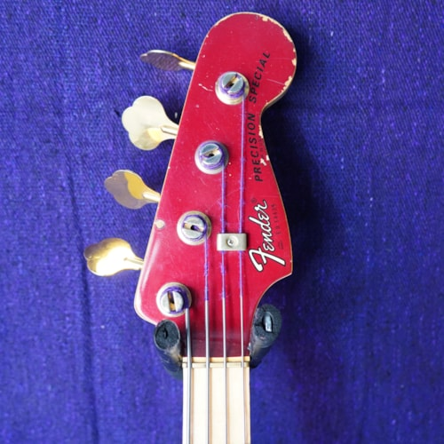 1980 Fender Precision Special Red