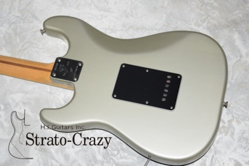 1980 Fender Stratocaster 25th Anniversary Silver/Maple neck