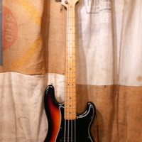 1980 Greco Spacy Sound P-Bass