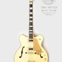 1980 Gretsch White Falcon