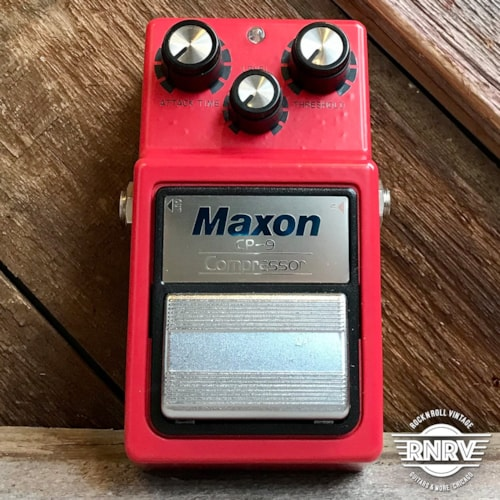 1980's Maxon CP-9 Made in Japan