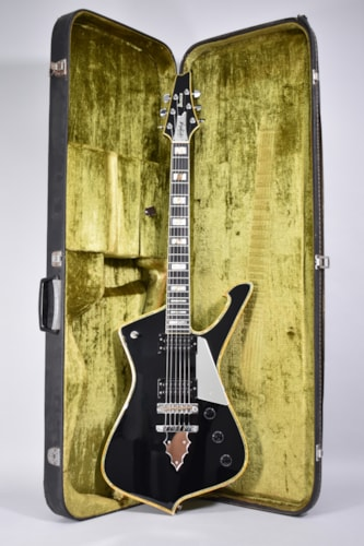 1981 Ibanez PS-10 Iceman Paul Stanley Signature Electric Guitar w/OHSC