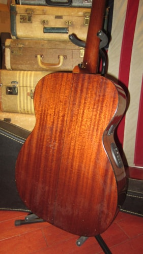 ~1981 Takamine F-309 Small Body Flattop Acoustic Natural