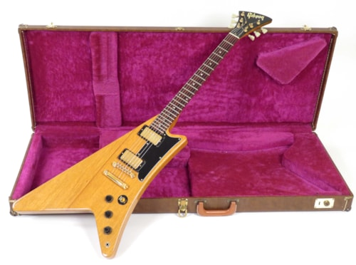 1982 Gibson Moderne PROTOTYPE Natural