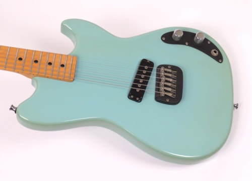 1982 G&L SC-1 Viking Blue