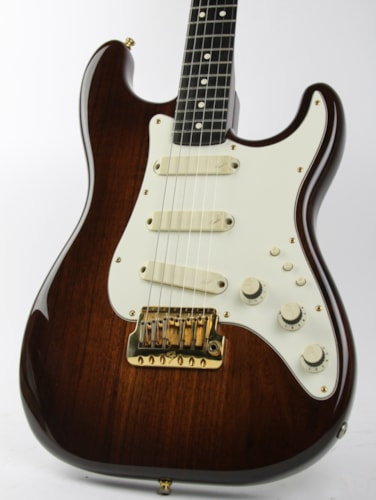 1983 Fender® Walnut Elite Stratocaster® Walnut, Excellent, Original Hard, $2,249.00