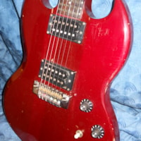 1983 Gibson SG Special II