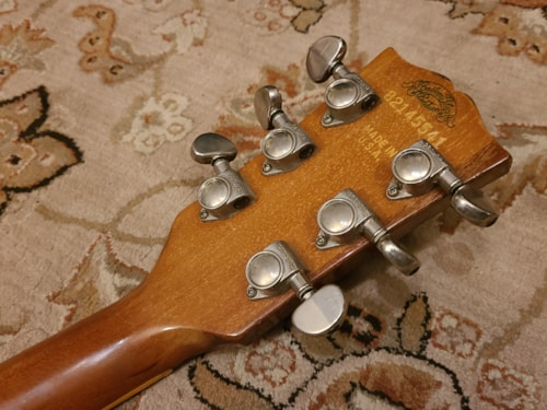 1985 Gibson Custom Shop ES-335 Dot CMT Natural