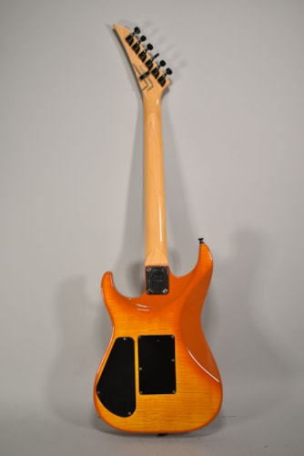 1987 Charvel Deluxe 475 Exotic Tiger