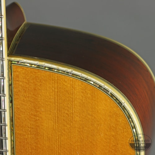 1987 Martin D-45 LE (Owned by Bob Shane of The Kingston Trio)