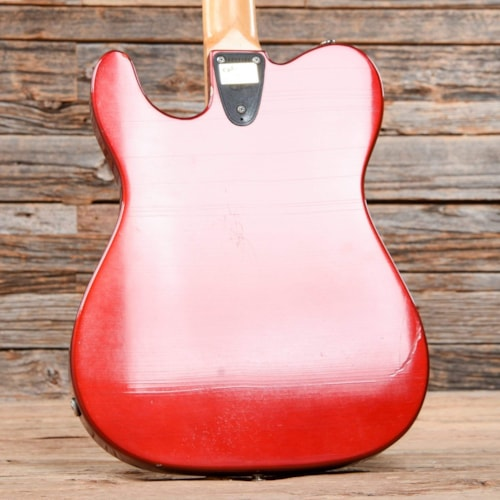 G&L ASAT Candy Apple Red 1988
