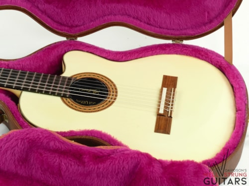 1989 Gibson Chet Atkins CEC in White