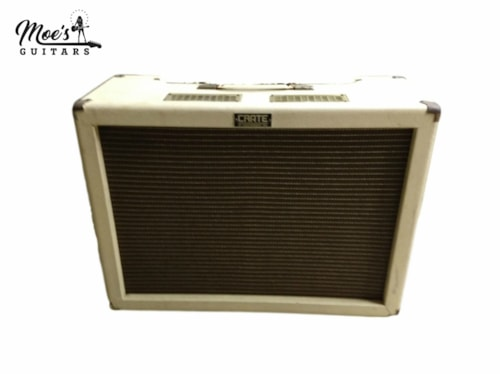 ~1990 Crate Vintage 50 Blonde Just Serviced New Celestion's Made in the USA