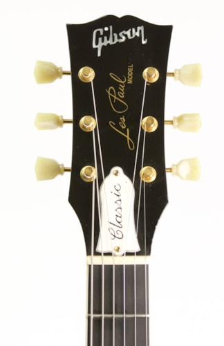 1991 Gibson Les Paul Classic LE Celebrity Series Ebony, Brand New, Original Hard, $1,799.00