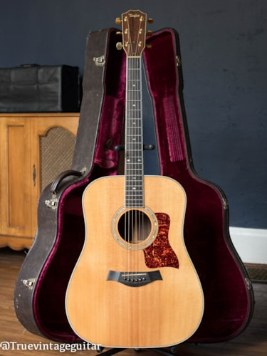 1991 Taylor 810 Natural, Excellent, Original Hard, Call For Price!