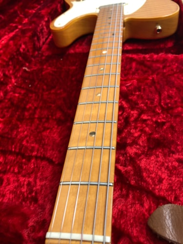 1992 Fender 40th Anniversary Telecaster Natural