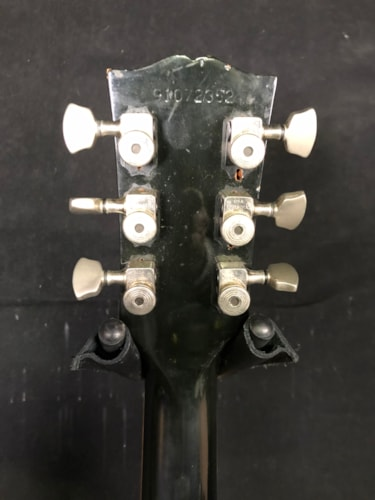 1992 Gibson Les Paul Standard black