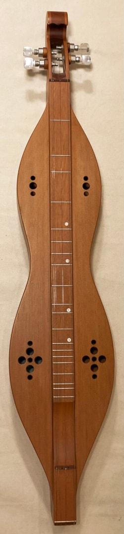 1993 Blue Lion Style 1 C Mountain Dulcimer