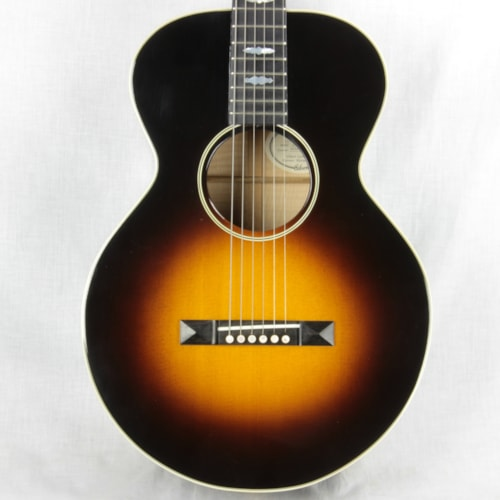 1993 Gibson LIMITED EDITION L-1 CM Acoustic Guitar CURLY MAPLE Nick Lucas Inlays L-5 Montana Special