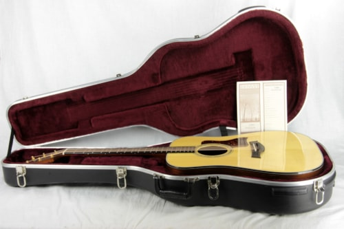 1996 Taylor 710-BRZ BRAZILIAN ROSEWOOD Limited Edition! Engelmann Spruce! Signed