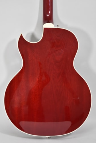 1997-99 Guild Starfire III Red Finish Pre-Fender USA Made Bigsby w/OHSC