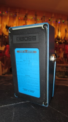 ~1997 Boss PS-2 Pitch Shifter / Delay Blue Made in Japan
