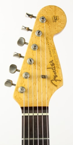 1997 Fender® Custom Shop Cunetto Relic® '60 Stratocaster® Sunburst, Very Good, Original Hard, $3,195.00