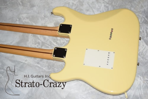 1997 Fender Japan Yngwie Malmsteen Signature Double neck Stratocaster STW-230YM
