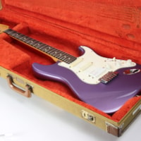 1997 Fender USA Artist JEFF BECK Stratocaster American - Midnight Purple, Lace Sensors Strat