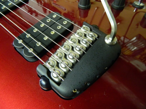 1997 Parker  Fly Deluxe Ruby Red