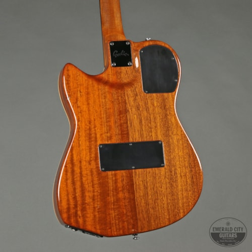 1997 Godin Custom Shop Multiac Duet