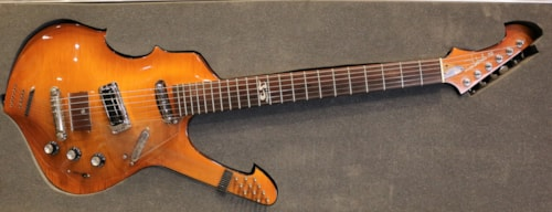 1998 Dubreuille Guitare/Cithare Natural