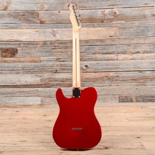 Fender California Fat Telecaster Candy Apple Red 1998