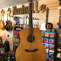 1998 James Goodall Rosewood Standard (RS)