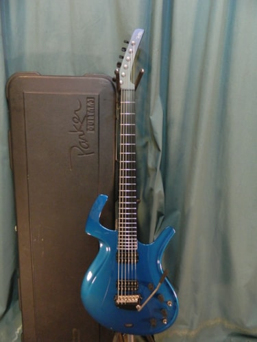 1998 Parker Fly Classic Teal Metallic
