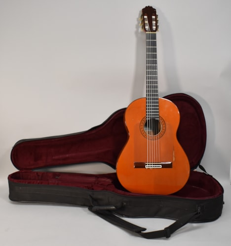 1998 Ricardo Sanchis 2F Flamenco Nylon String Classical Guitar