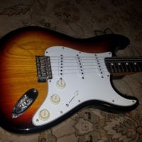 1999 Fender 70's Classic Stratocaster