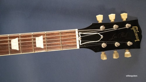 2001 Gibson Historic '56 Les Paul Goldtop Gold