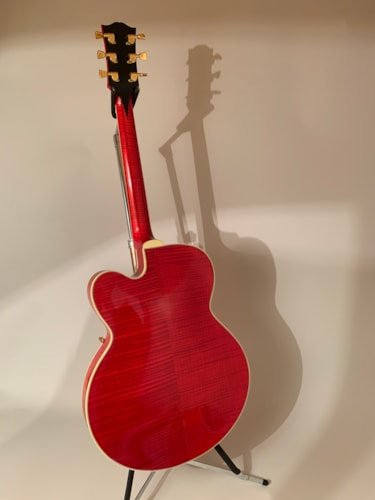 2001 Gibson  L-5CT Cherry